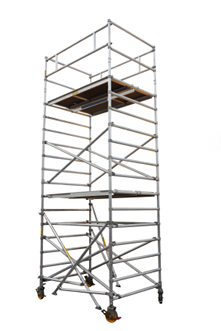mobile scaffold assembly instructions